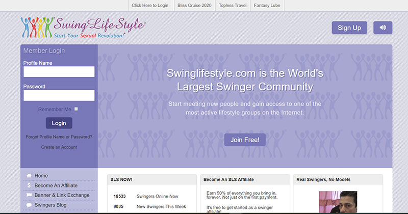 Swingerlifestyle review