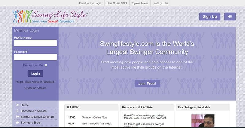 Swingerlifestyle review